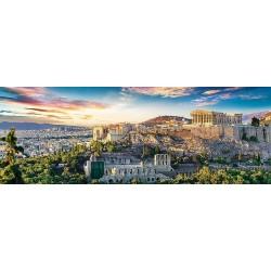 Acropoli di Atene - PUZZLE PANORAMICO